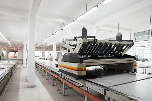 Team Fashion Cutting machine