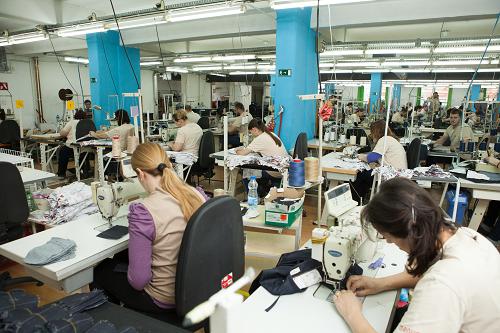 Team Fashion production jeans